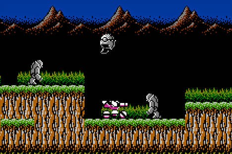 Oh, right, because Blaster Master is impossible.