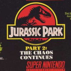 Jurassic Park 2: The Chaos Continues (SNES) Review