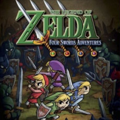 The Legend of Zelda: Four Swords Adventures (Gamecube) Review