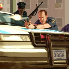 Videogame Verbs #001: Arrest