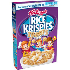 Rice Krispies Treats (Cereal) Review