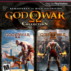 God of War Collection (PS3, Vita) Review