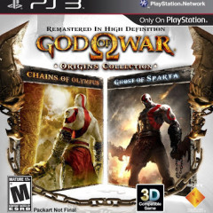 God of War Origins Collection (PS3) Review