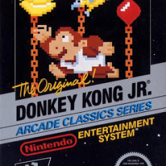 Donkey Kong Jr. (NES) Review
