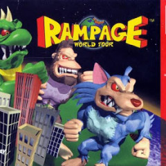 Rampage World Tour (N64) Review