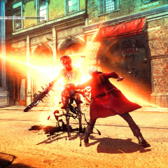 DmC: Devil May Cry: Definitive Edition (PS4) Review