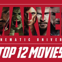 Top 12 Marvel Studios Movies
