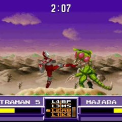Ultraman: Toward the Future (SNES) Review