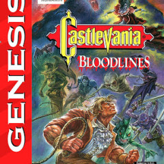 Castlevania: Bloodlines (Genesis) Review