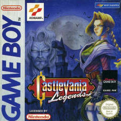 Castlevania Legends (GB) Review