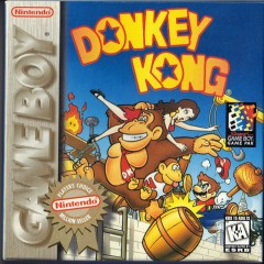 Donkey Kong '94 (GB) Review