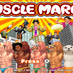 Muscle March (Wii) Review