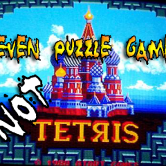 Eleven Puzzle Games that Aren't Tetris