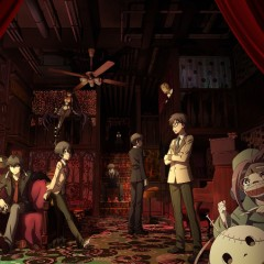 Ranpo Kitan: Game of Laplace — First Impressions