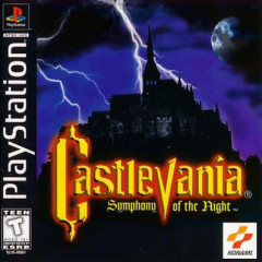 Castlevania: Symphony of the Night (PS1) Review