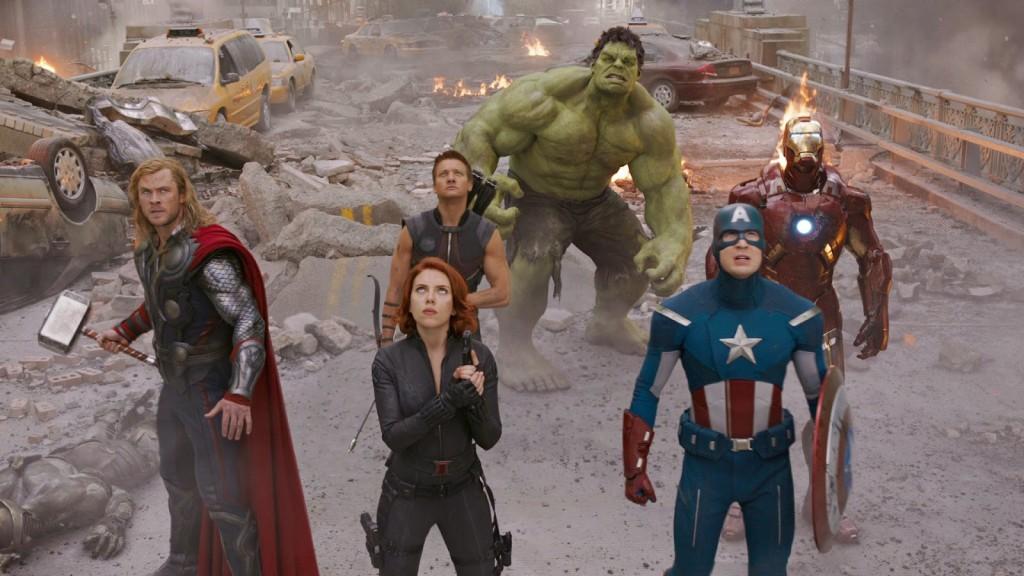 the+avengers+team