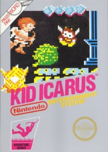 Kid Icarus (NES) Game Rip (1986)
