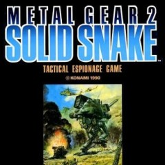 Metal Gear 2: Solid Snake (MSX) Review