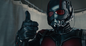 Ant Man approvies of my bad puns.