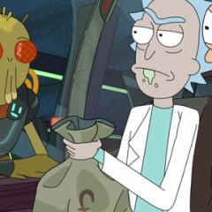 SEXY OPINION – Rick and Morty S02E02