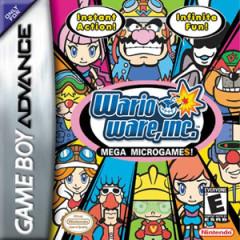 WarioWare Inc.: Mega Microgame$! (GBA) Review