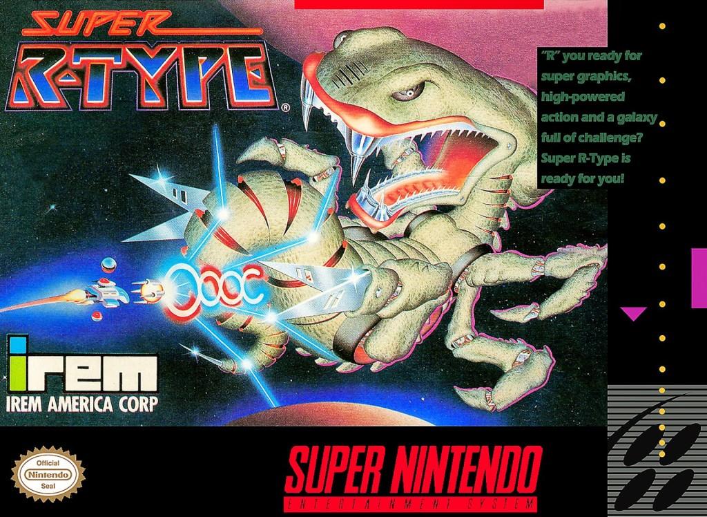 """Super R-Type - """""""