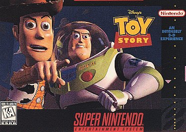 "When I think ""Toy Story,"" I think ""Intense 3-D Experience,"" that's for sure."