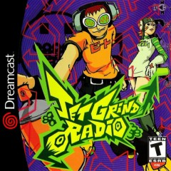 Jet Grind Radio (Dreamcast) Review