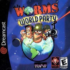 Worms World Party (PC, Dreamcast) Review