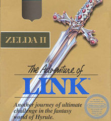 Zelda II: The Adventure of Link (NES) Review