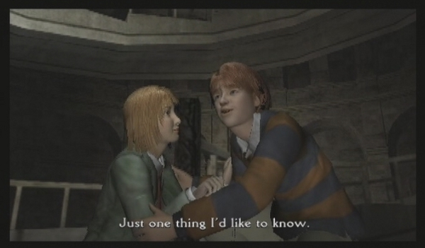 Also Guest Starring: RON WEASLEY