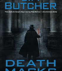 Death Masks (The Dresden Files #5) Book Review