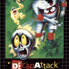 Decap Attack (Genesis) Review