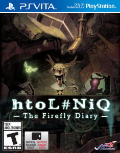"If you care, the weird title is a corruption of ""Hotaru no Nikki,"" which means Firefly's Diary."