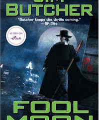 Fool Moon (The Dresden Files #2) Book Review