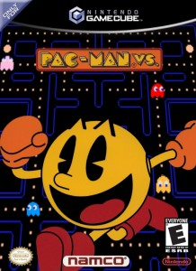 pac man vs cover