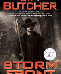Storm Front (The Dresden Files #1) Book Review