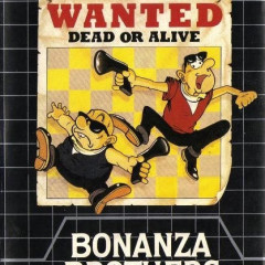 Bonanza Bros (Genesis) Review