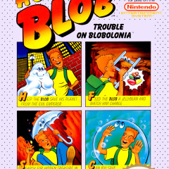 A Boy and His Blob: Trouble on Blobolonia (NES) Review