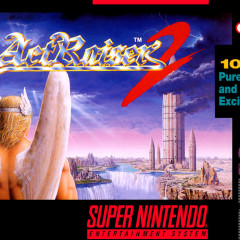 Actraiser 2 (SNES) Review