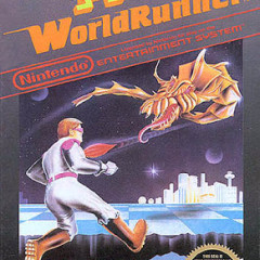 3-D World Runner (NES) Game Review