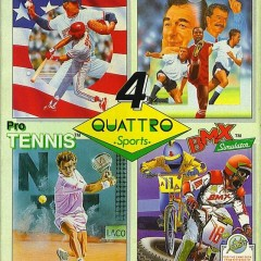 4 Quattro Sports (NES) Review