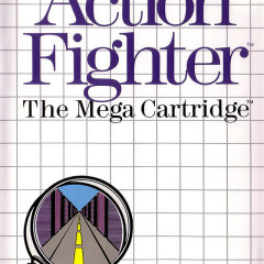 Action Fighter (SMS) Review