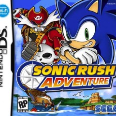 Sonic Rush Adventure (DS) Review