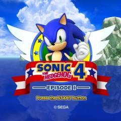 Sonic the Hedgehog 4 (PS3, Wii, Xbox 360) Review