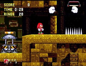 sonic knuckles 1