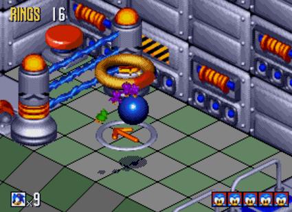 Sonic 3D Blast (Saturn, Genesis) Review | Sharkberg