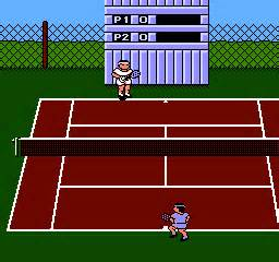 Tennis Simulator simulates how I play tennis: badly.