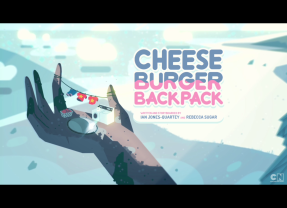 Steven Universe S01E03 Cheeseburger Backpack Review