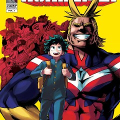My Hero Academia Volume 1 Manga Review